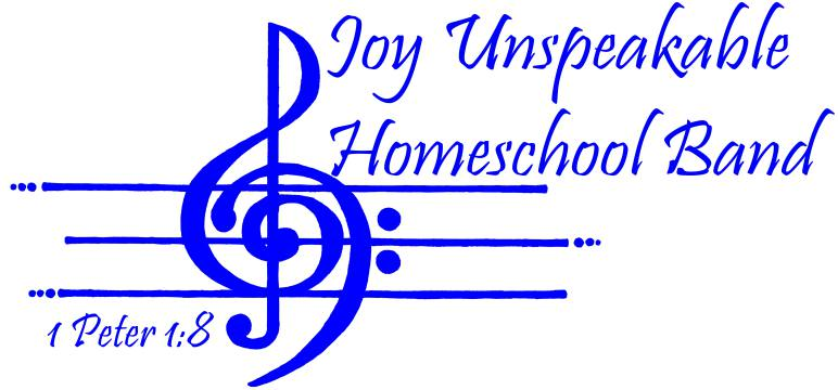 Joy Unspeakable Homeschool Band